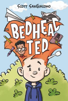 Bedhead Ted Book cover