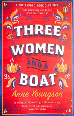 Three women and a boat Book cover