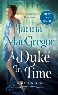 A duke in time. 1 Book cover