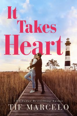 It takes heart. 1 Book cover