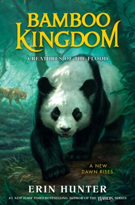 Creatures of the flood Book cover