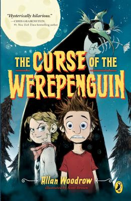 The curse of the Werepenguin Book cover