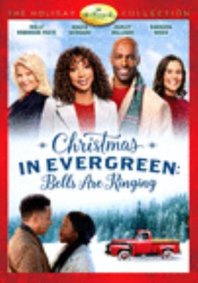 Christmas in Evergreen bells are ringing Book cover