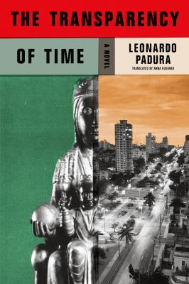 The transparency of time Book cover